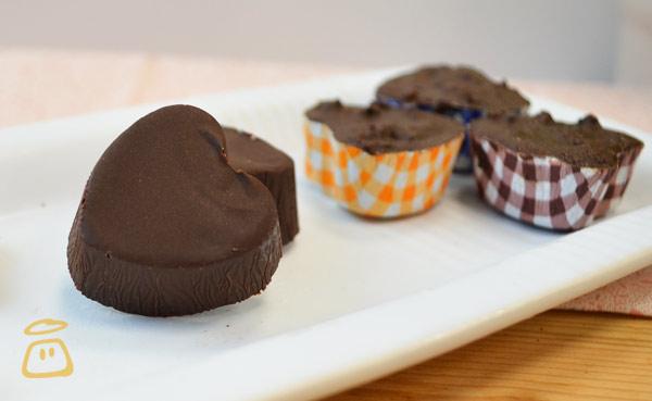 黑糖巧克力