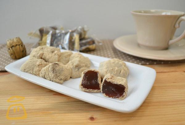 黑棗桂圓黑糖糕
