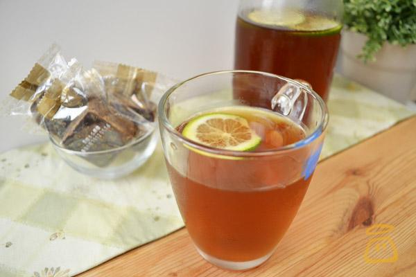 冷泡檸檬冬瓜茶