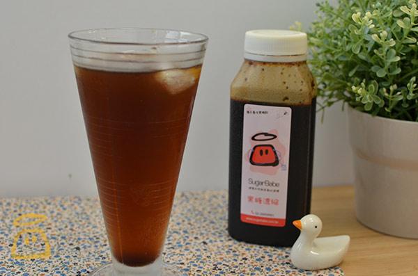 黑糖仙楂烏梅汁