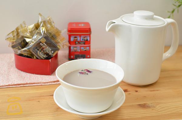 黑糖玫瑰奶茶