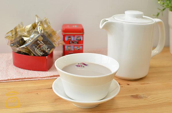 英式黑榶鮮奶茶