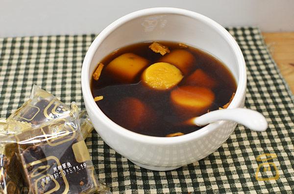 黑糖薑汁地瓜圓