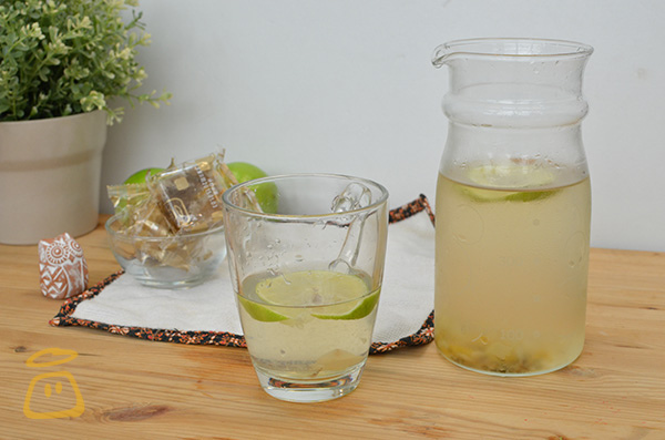 蜜花草檸檬水