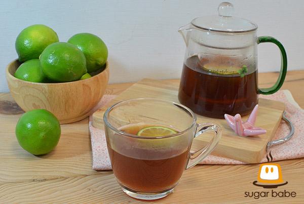 金桔鮮檸茶