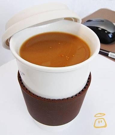 黑糖桂圓奶茶