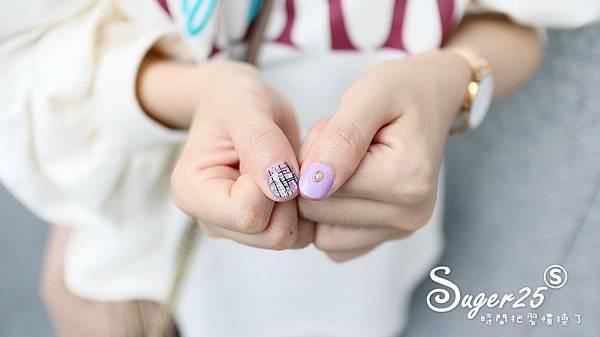 Nice Spa美容美體秋冬格紋光療15.jpg