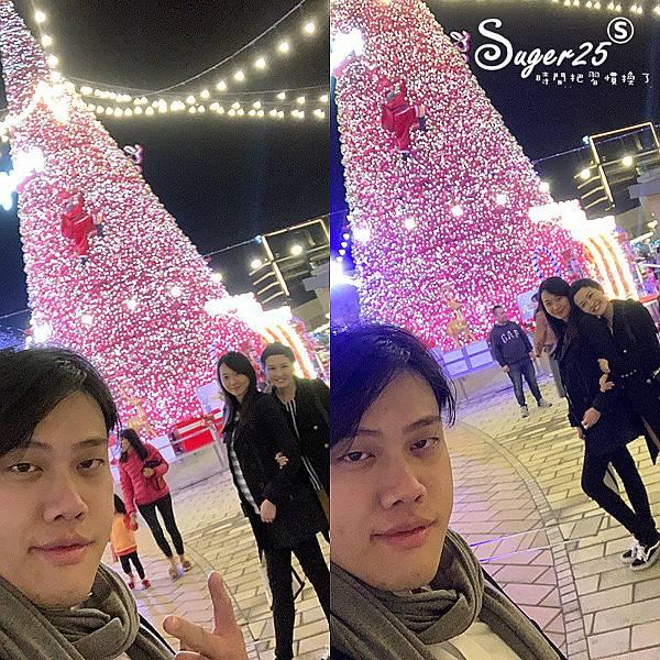 華泰名品城粉紅聖誕樹 6.jpg