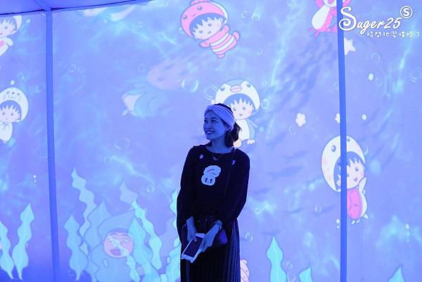 櫻桃小丸子的夢想世界主題展33.jpg