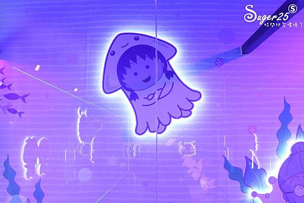櫻桃小丸子的夢想世界主題展37.jpg
