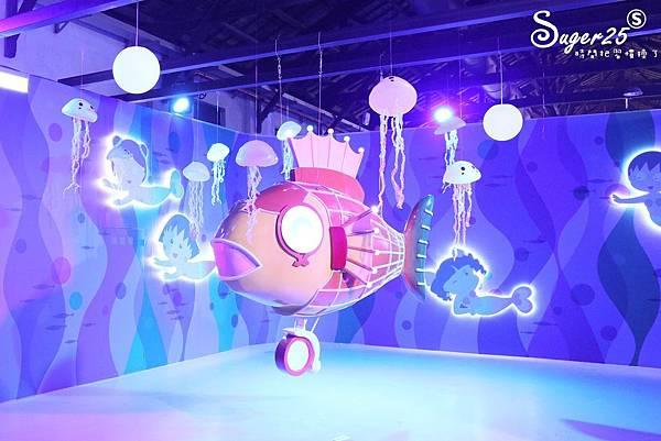 櫻桃小丸子的夢想世界主題展43.jpg