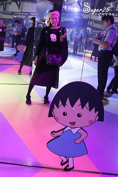 櫻桃小丸子的夢想世界主題展100.jpg