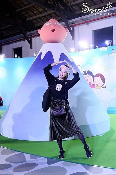 櫻桃小丸子的夢想世界主題展104.jpg