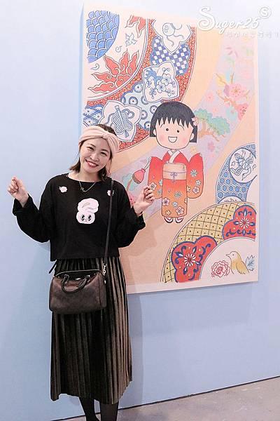櫻桃小丸子的夢想世界主題展118.jpg
