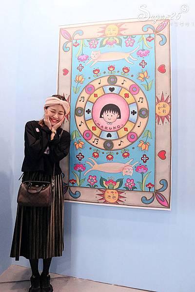 櫻桃小丸子的夢想世界主題展119.jpg
