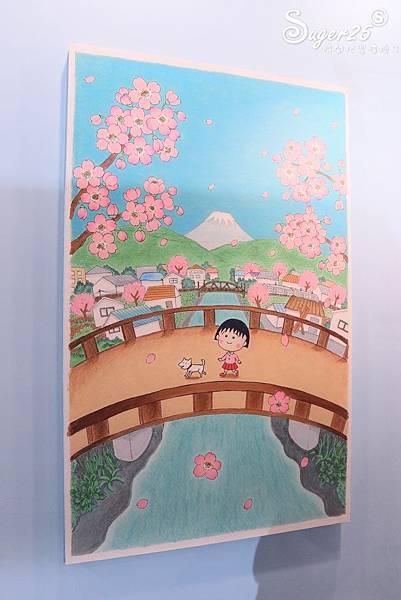 櫻桃小丸子的夢想世界主題展122.jpg