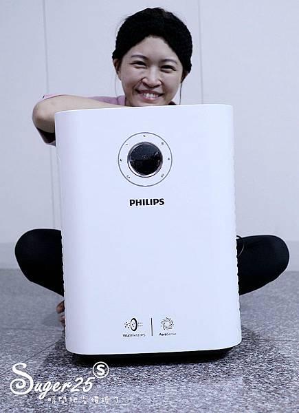 飛利浦奈米級抗敏空氣清淨機AC5659開箱41.jpg