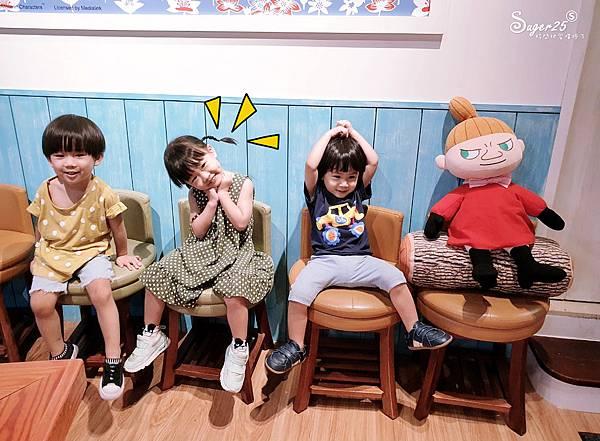 台北Moomin café 嚕嚕米主題餐廳1.jpg