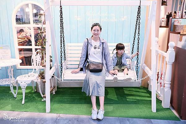 台北Moomin café 嚕嚕米主題餐廳6.jpg