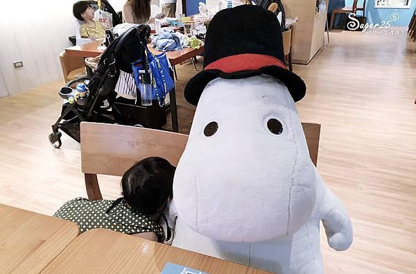 台北Moomin cafe 嚕嚕米主題餐廳15.jpg