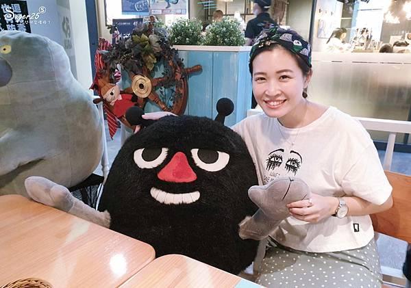 台北Moomin café 嚕嚕米主題餐廳10.jpg