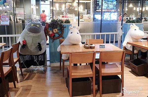 台北Moomin café 嚕嚕米主題餐廳13.jpg