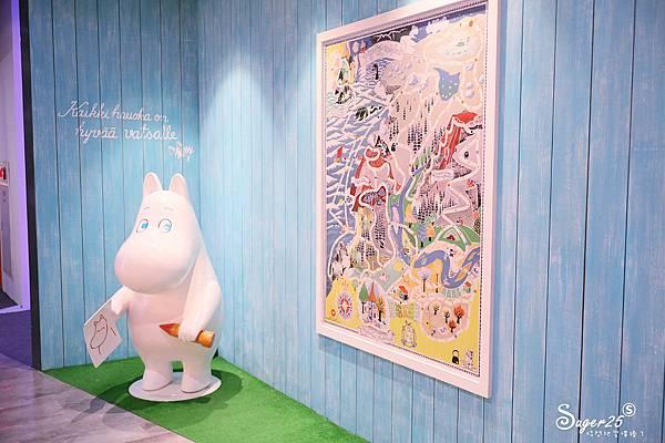 台北Moomin cafe 嚕嚕米主題餐廳16.jpg