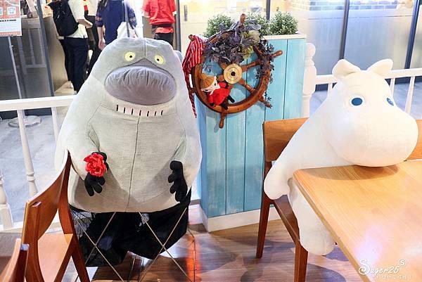 台北Moomin cafe 嚕嚕米主題餐廳24.jpg