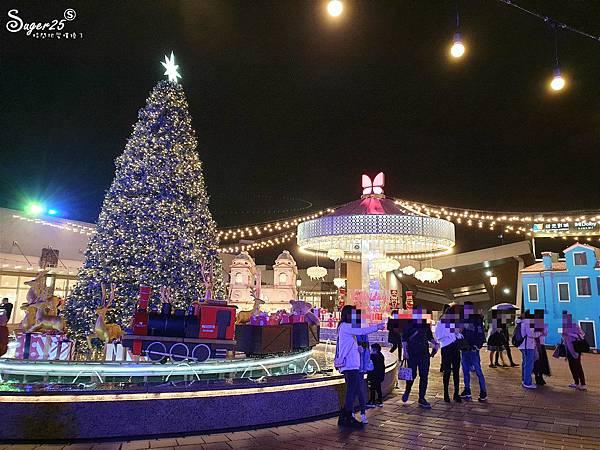 華泰名品城聖誕布置1.jpg
