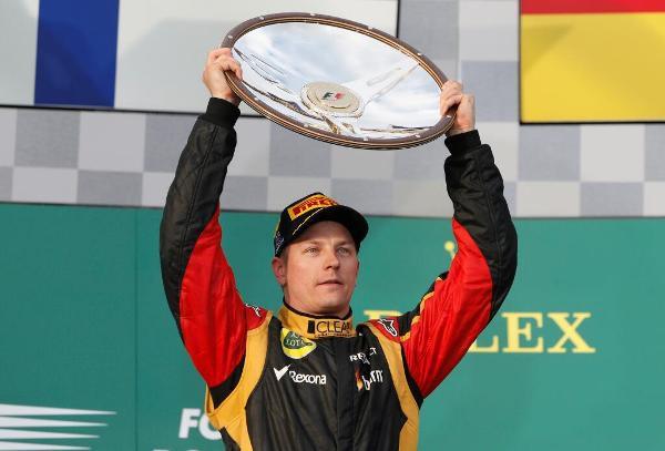 Kimi-Raikkonen-Australian-Grand-prix-2013-victory