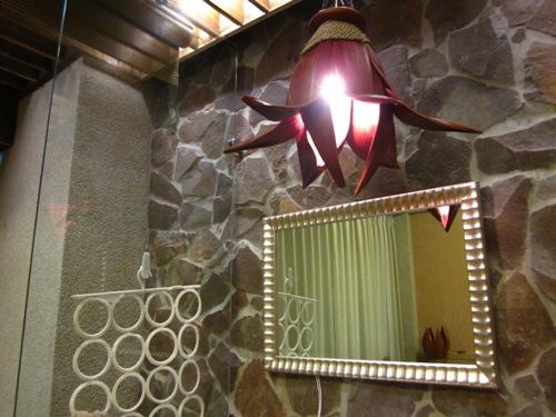 造型特殊的燈