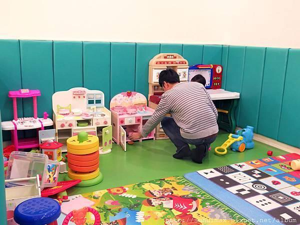 [台中南屯]樂樂城堡
