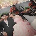 20110724欽全與秀如新人婚宴心得