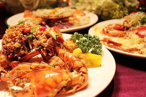 台中蘇杭-秋蟹料理