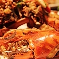 台中蘇杭-避風塘蟹