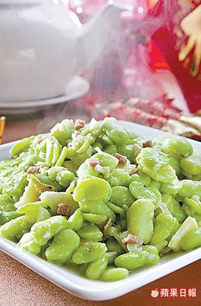 20080201蘋果報導-豆瓣鮮筍