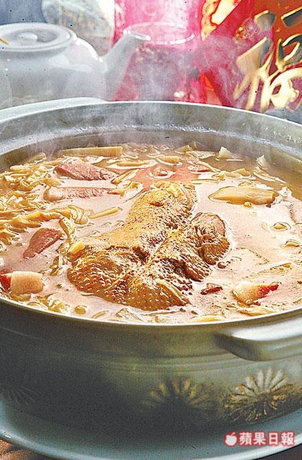 20081004蘋果報導-杭州老鴨煲