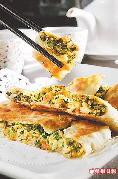 20070827蘋果報導-海鮮蔬菜鍋餅