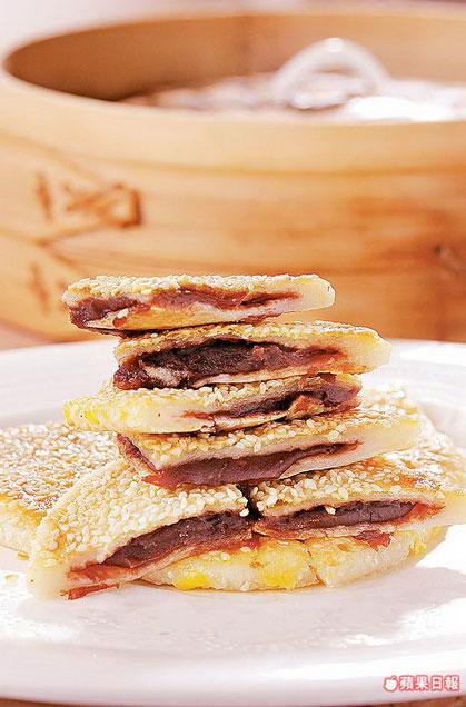 20090413蘋果報導-豆沙鍋餅