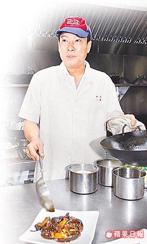 蘇杭小館主廚林金德