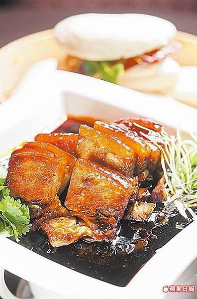 20110411蘋果台中-東坡肉.jpg