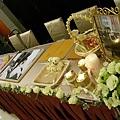 振興店婚宴桌