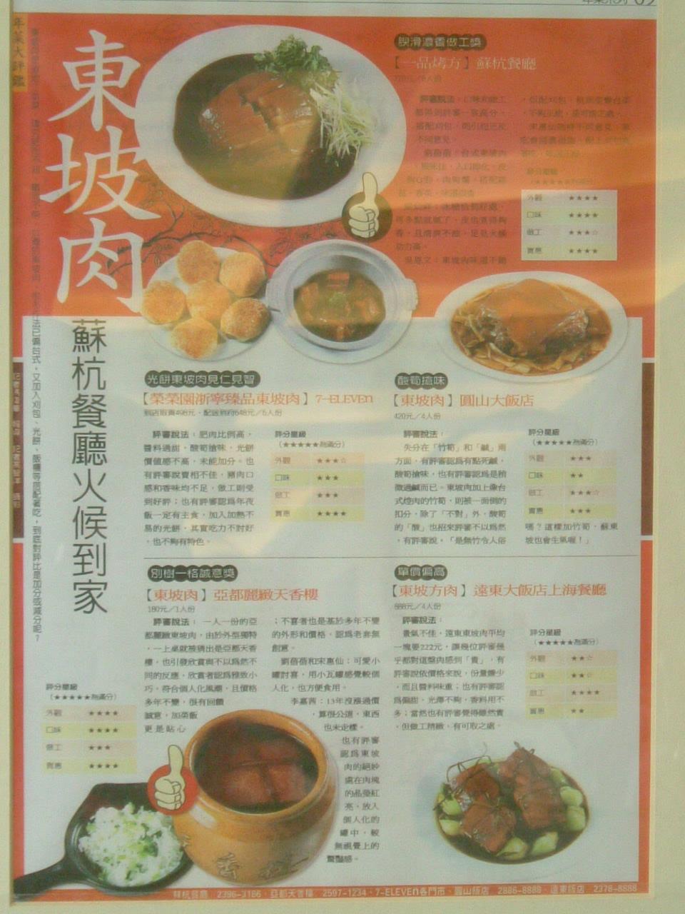 東坡肉|蘇杭餐廳火候到家