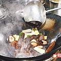 20080131年菜DIY-紅燒海參2