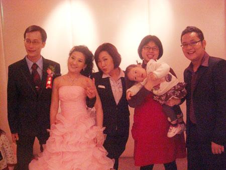這二對新人婚宴皆選蘇杭