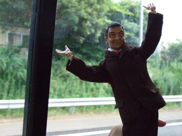 豆豆先生來到東京