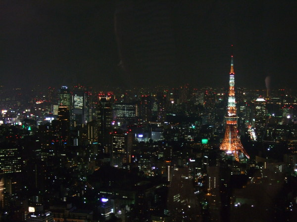 仍然是東京鐵塔