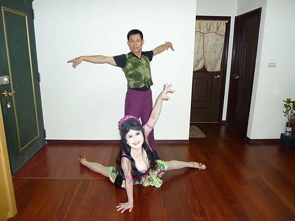 DW13-趣味舞姿