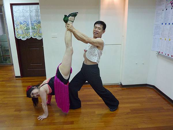 DW17-趣味舞姿