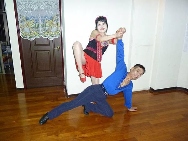 D43-趣味舞姿